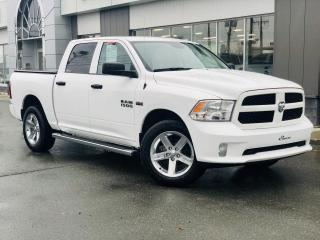 Used 2016 RAM 1500 EXPRESS CREW  ''8 VITESSES'' ( très rare for sale in Ste-Marie, QC