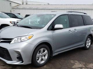 New 2020 Toyota Sienna SIENNA LE FWD 8-PASS for sale in Port Hawkesbury, NS