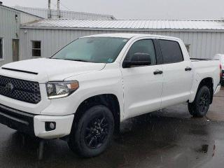 New 2020 Toyota Tundra 4X4 Crewmax SB SX for sale in Port Hawkesbury, NS