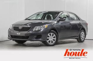 Used 2010 Toyota Corolla CE, A/C, Automatique for sale in Montréal, QC