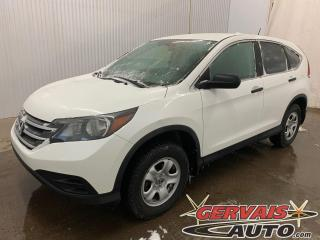 Used 2012 Honda CR-V LX AWD Caméra de recul Sièges Chauffants *Traction intégrale* for sale in Shawinigan, QC