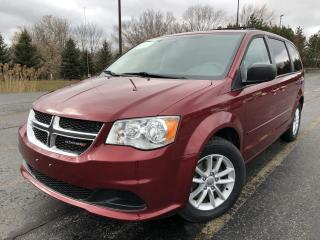 Used 2015 Dodge GR CARAVAN SXT 2WD for sale in Cayuga, ON