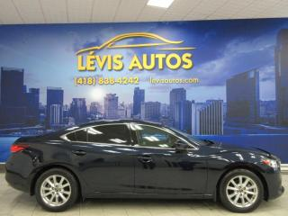 Used 2017 Mazda MAZDA6 GS GPS NAVIGATION SIEGE CHAUFFANT 70300 for sale in Lévis, QC