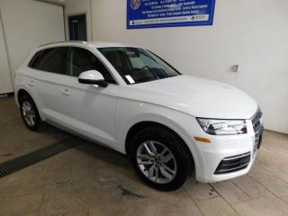 Used 2018 Audi Q5 Komfort LEATHER NAVI 4WD for sale in Listowel, ON