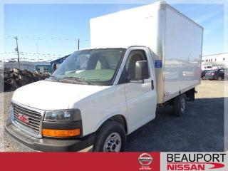 Used 2019 GMC Savana 3500 CUBE 12 PIEDS for sale in Beauport, QC