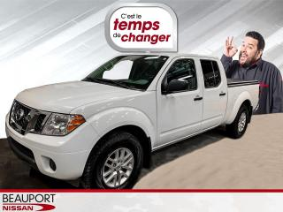 Used 2017 Nissan Frontier SV CREW CAB 4X4 ***26 000 KM*** for sale in Beauport, QC