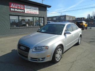 Used 2006 Audi A4 2.0T Quattro for sale in St-Hubert, QC