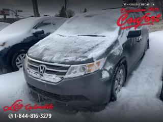 Used 2011 Honda Odyssey Familiale 4 portes LX *Groupe électrique for sale in Chicoutimi, QC