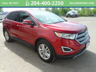 Used 2016 Ford Edge SEL for sale in Brandon, MB