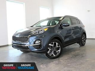 Used 2020 Kia Sportage EX AWD TECH- TOIT-PANO+CUIR+GPS+SIEGE C for sale in St-Jean-Sur-Richelieu, QC