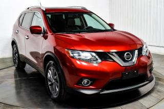 Used 2016 Nissan Rogue SL AWD CUIR TOIT NAV MAGS 18P for sale in Île-Perrot, QC