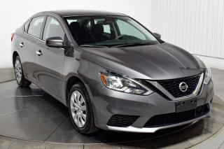 Used 2018 Nissan Sentra SV Climatisation Bluetooth Caméra for sale in St-Hubert, QC