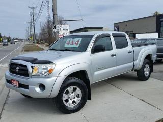 Used 2008 Toyota Tacoma 4x4 **NEW FRAME**NEW TIRES**NEW BRAKES**NO REPORTED ACCIDENTS** for sale in Cambridge, ON