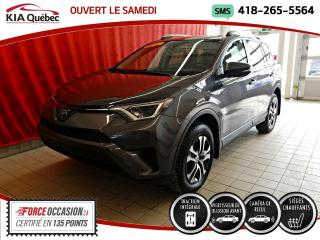 Used 2017 Toyota RAV4 LE* AWD* CAMERA* SIEGES CHAUFFANTS* for sale in Québec, QC