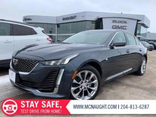 New 2020 Cadillac CTS Premium Luxury DEMO for sale in Winnipeg, MB