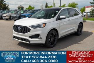 New 2020 Ford Edge EVASIVE STEERING ASSIST, HEATED REAR SEATS, LANE CENTERING, ENHANCED ACTIVE PARK ASSIST, 21 INCH ALU for sale in Okotoks, AB