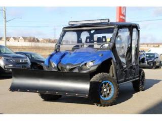 Used 2015 Yamaha Viking VI EPS for sale in Whitby, ON