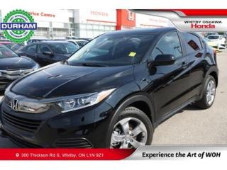 Used 2019 Honda HR-V Lx Awd Cvt for sale in Whitby, ON