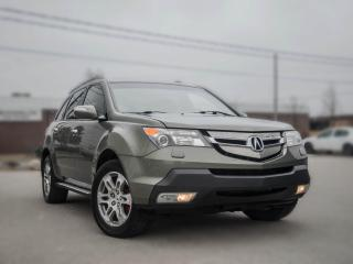 Used 2007 Acura MDX Tech Pkg I NAV I Back up I DVD I Heated Seats I Great Condition for sale in Toronto, ON