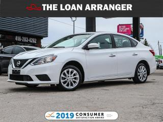 Used 2019 Nissan Sentra for sale in Barrie, ON