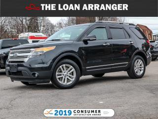 Used 2014 Ford Explorer for sale in Barrie, ON