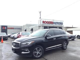 Used 2017 Infiniti QX60 - 2.99% Financing | 6 Months Deferral - AWD - NAVI - DVD - 7 PASS - 360 CAMERA for sale in Oakville, ON