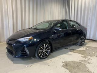 Used 2017 Toyota Corolla Berline AUTOMATIQUE SE VOLANT CHAUFFANT for sale in Sherbrooke, QC