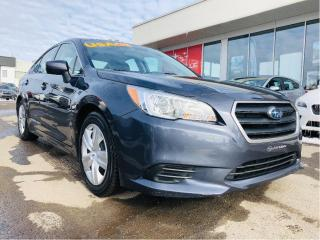 Used 2016 Subaru Legacy 4DR SDN CVT 2.5I for sale in Lévis, QC