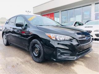 Used 2017 Subaru Impreza 5dr HB Man Convenience for sale in Lévis, QC