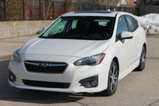 Used 2019 Subaru Impreza Sport Sunroof | Bluetooth | Back-Up Camera | CERTIFIED for sale in Waterloo, ON