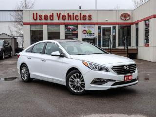 Used 2015 Hyundai Sonata 4dr Sdn 2.4L Auto Limited for sale in North York, ON
