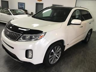 Used 2015 Kia Sorento AWD SX V6 for sale in Châteauguay, QC