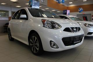 Used 2019 Nissan Micra SR CERTIFIED PRE-OWNED! LOW MILEAGE for sale in Toronto, ON