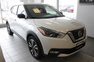 Used 2019 Nissan Kicks SR CERTIFIED PRE-OWNED! LOW MILEAGE for sale in Toronto, ON
