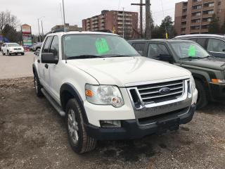 Used 2008 Ford Explorer Sport Trac XLT Sold AS-IS for sale in Mississauga, ON