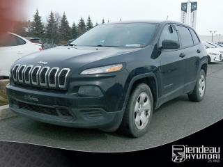 Used 2015 Jeep Cherokee FWD 4DR SPORT for sale in Ste-Julie, QC