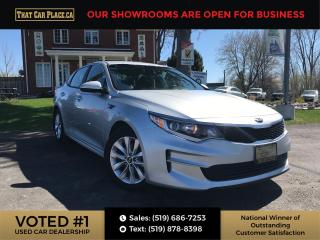 Used 2018 Kia Optima LX+ Htd Seats-Backup-Bluetooth-Alloys for sale in London, ON