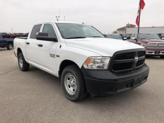 Used 2016 RAM 1500 4WD Crew Cab 140.5  Tradesman for sale in Ingersoll, ON
