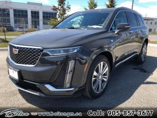 New 2020 Cadillac XT6 Premium Luxury - Navigation - $458 B/W for sale in Bolton, ON