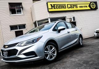 Used 2017 Chevrolet Cruze LT | BLUETOOTH | BACKUP CAM | ONLY $114/Bi-weekly! for sale in St. Catharines, ON