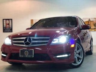 Used 2012 Mercedes-Benz C-Class C350 | AMG | AWD | Rear Cam | Navi | BT | Blind Sp for sale in Pickering, ON