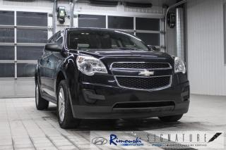 Used 2011 Chevrolet Equinox LS AWD chez Rimouski Hyundai for sale in Rimouski, QC