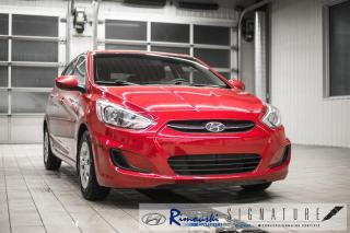 Used 2016 Hyundai Accent LE-5 chez Rimouski Hyundai for sale in Rimouski, QC