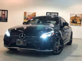 Used 2017 Mercedes-Benz C-Class C43 AMG | Rear Spoiler | Navi | Blind Spot | 360 | for sale in Pickering, ON