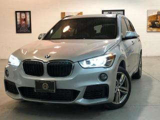 Used 2017 BMW X1 HUD | Nav | M Sport | Sport Line | Rear Cam | Pano for sale in Pickering, ON