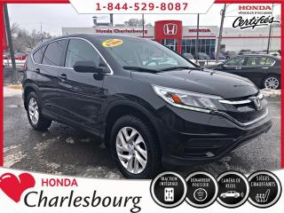 Used 2015 Honda CR-V SE AWD **65 832 KM** for sale in Charlesbourg, QC