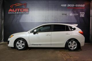 Used 2012 Subaru Impreza 2.0i AWD AUTOMATIQUE A/C MAGS 85 590 KM CERTIFIÉ for sale in Lévis, QC