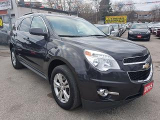 Used 2015 Chevrolet Equinox LT-EXTRA CLEAN-ECO-4CYL-BLUETOOTH-BK UP CAM-ALLOYS for sale in Scarborough, ON