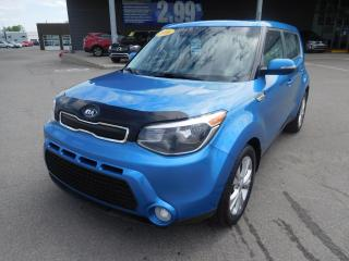 Used 2016 Kia Soul 5dr Wgn Auto EX+,MAGS,A/C,CRUISE,BLUETOOTH for sale in Mirabel, QC
