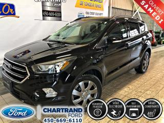Used 2018 Ford Escape Titanium 4rm for sale in Laval, QC